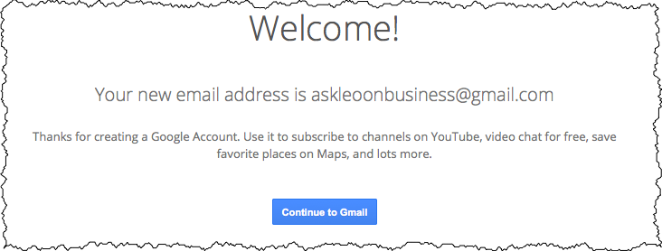 Ask Leo On Business - On Gmail