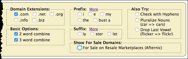 bustaname.com options