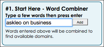 bustaname.com - words specified