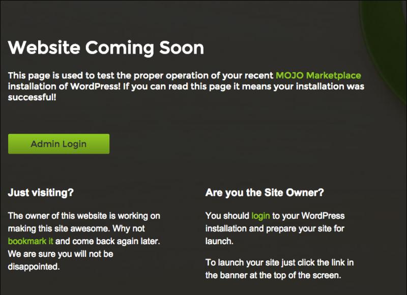 Website Coming Soon!