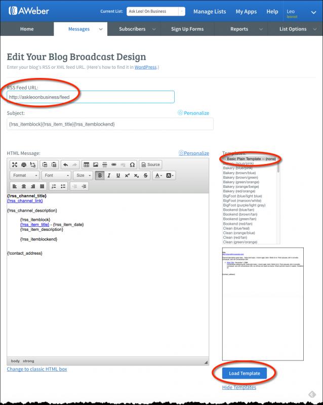 Blog broadcast design part 1