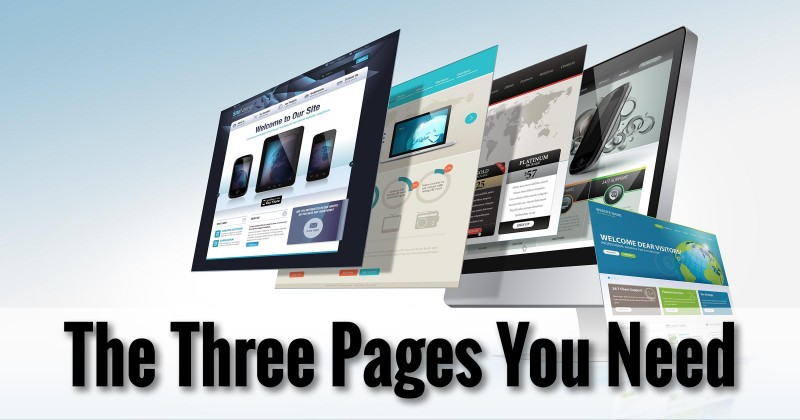 The Three Pages You Need
