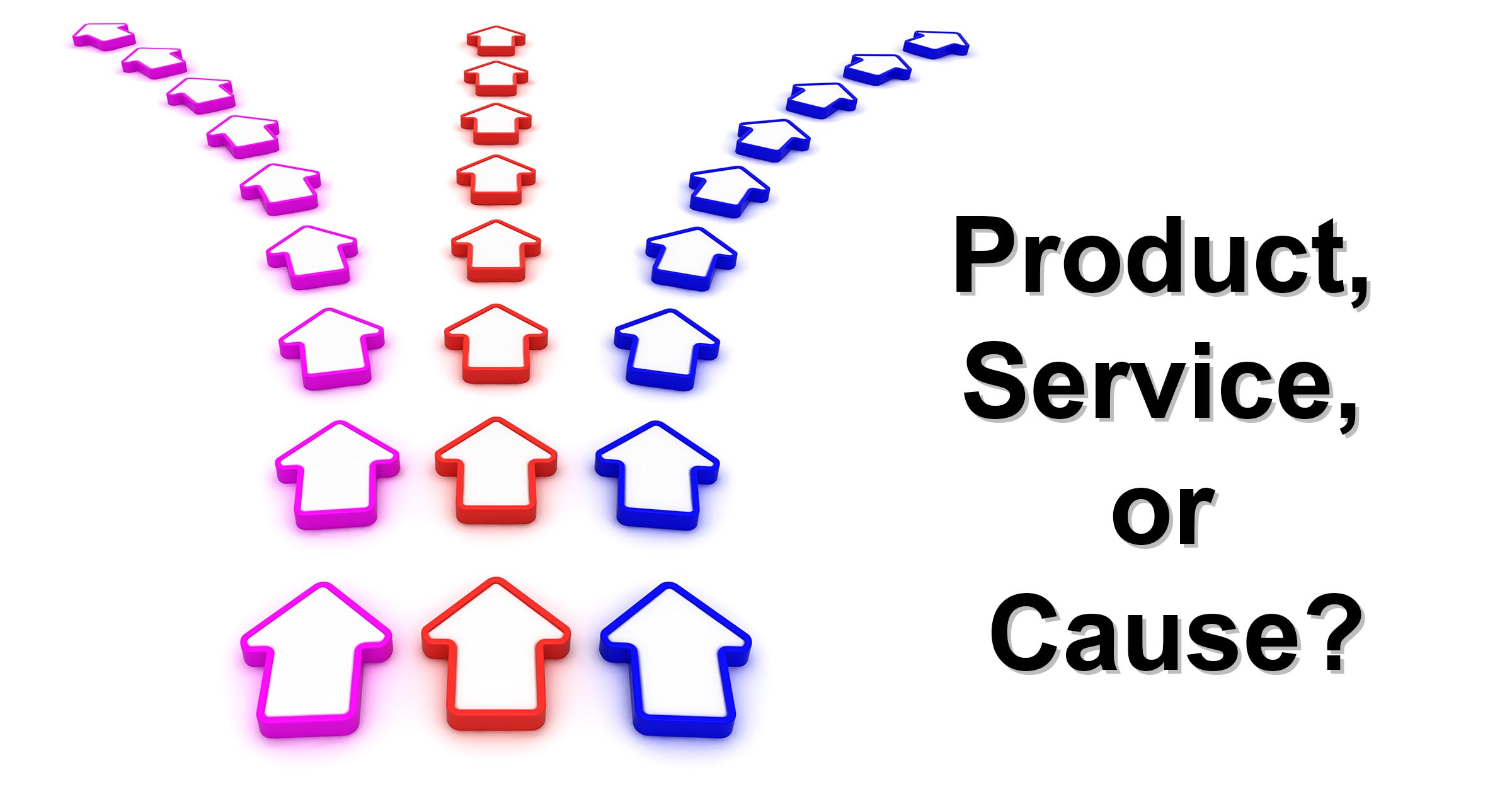 Product, Service, or Cause?